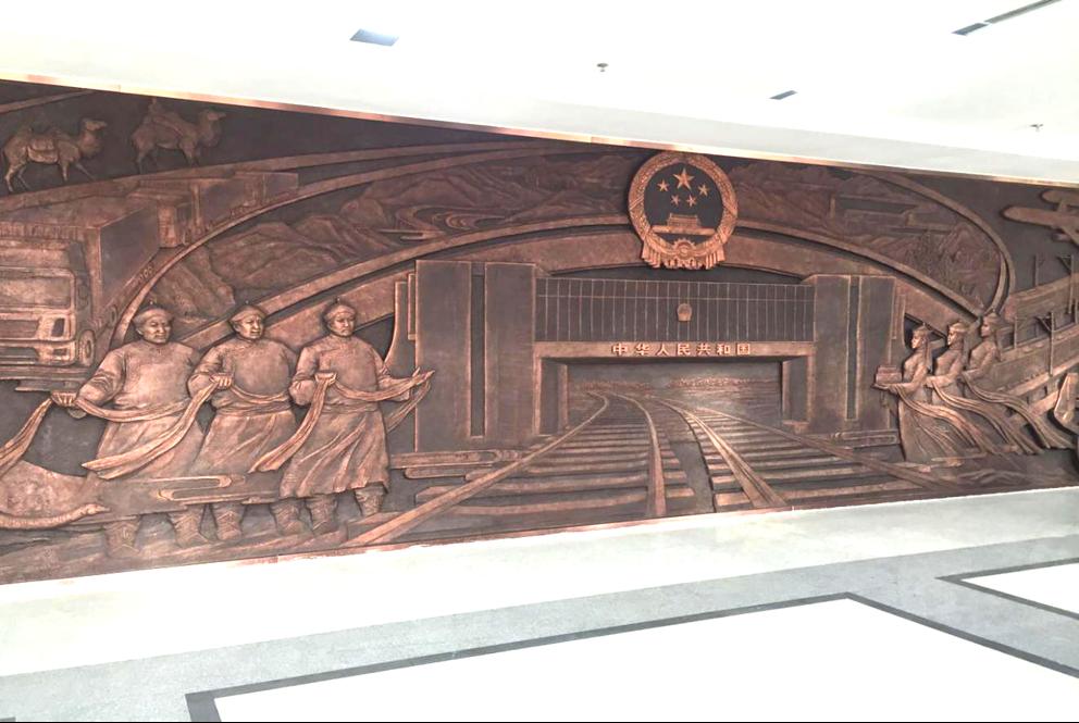 内蒙古二连浩特海关大楼