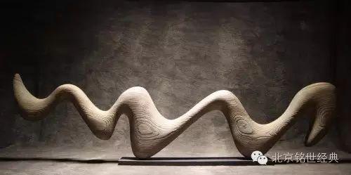 木雕的大气模样